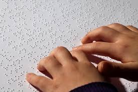 Alfabeti Braille Brajl në shqip
